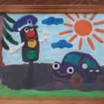 Отборочный этап областного конкурса детского творчества по безопасности дорожного движения среди воспитанников и учащихся образовательных организаций области «Дорога глазами детей»