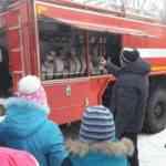 Формирование у дошкольников знаний о противопожарной безопасности.