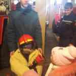 Экскурсия в пожарную часть