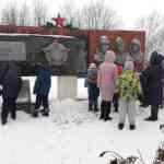 Экскурсия к памятнику