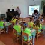 Интегрированная образовательная деятельность для детей 4-5 лет