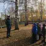 Профилактические беседы с детьми по пожарной безопасности
