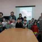 Тематическое занятие, посвященное блокаде Ленинграда